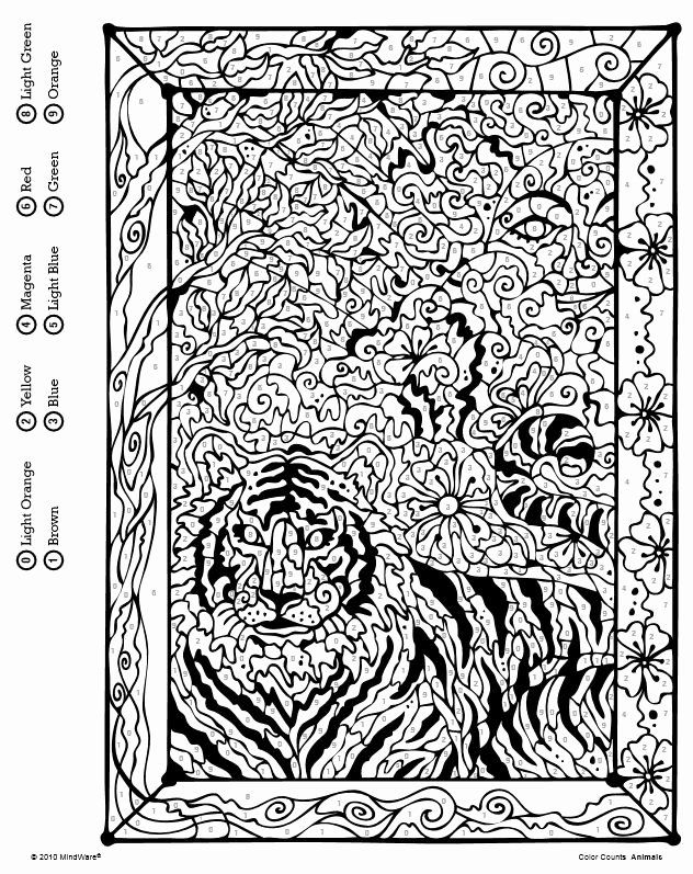 32 Color by Number Adult Coloring Books in 2020 | Cool ...
