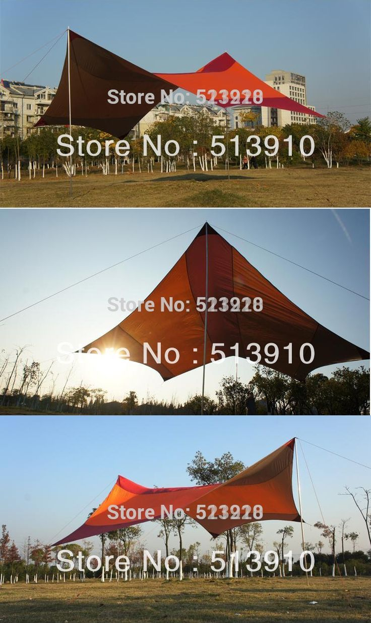 King Canopy 5556m Super Large 5 8 Person UV Car Sunshade Tent
