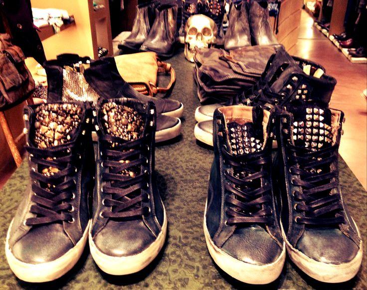 Crime Shoes