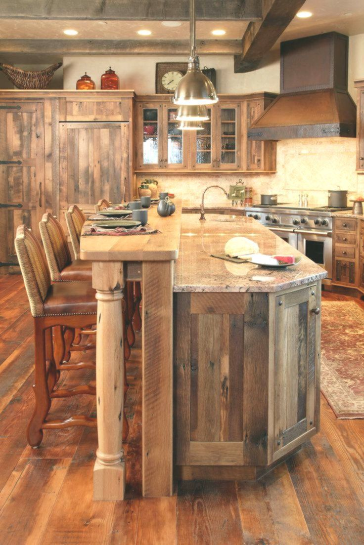 Rustic Country Style Kitchen Ideas