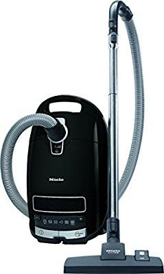Miele Complete C3 Power Line Bagged Cylinder Vacuum Cleaner, 4.5 L, 1200 W - Black