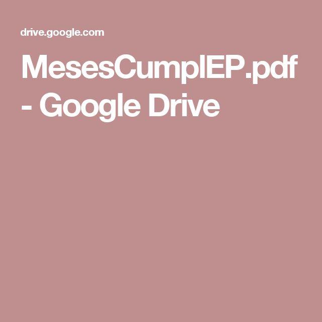 MesesCumplEP.pdf - Google Drive