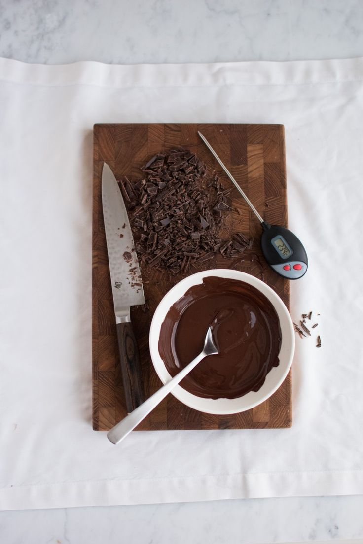 Chokoladetemperering