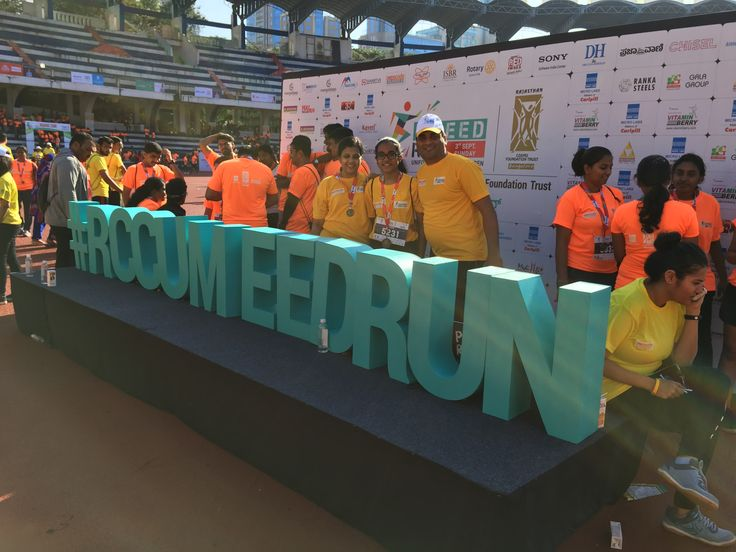 Rcc Bangalore Umeed Run
