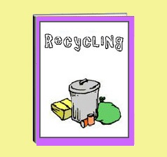 """The thematic unit eWorkbook titled """"Recycling"""" teaches the students to better understand the need and methods of recycling. It shares with them the necessity to be responsible for keeping our Earth clean.  Activity worksheets are included."""