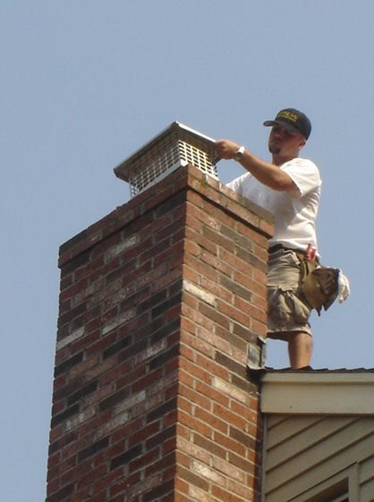 CHIMNEY CLEAN:  Chimney: To keep your chimney clean, throw a handful of salt on the fire.