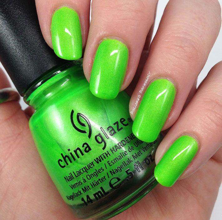 11 best China Glaze images on Pinterest | China glaze, Gel polish ...