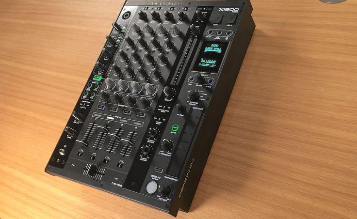 Review & Video: Denon DJ X1800 Prime Mixer (*****)