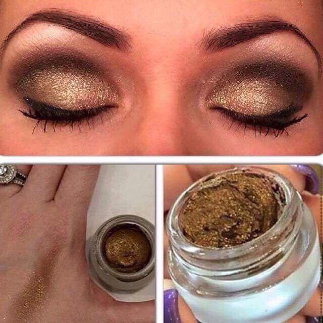 New Splurge Cream Eyeshadow In Tenacious Tenacious