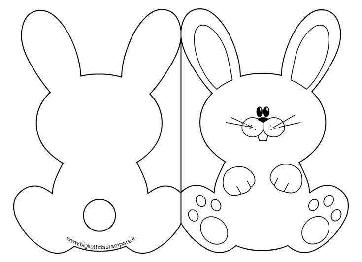 Выходных, открытка аппликация заяц