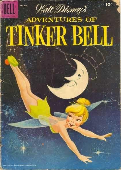 1942 Walt Disneys - Adventures Of Tinker Bell