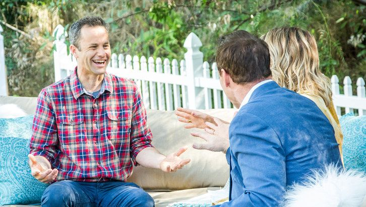 """Actor Kirk Cameron talks about his documentary """"Kirk Cameron: CONNECT""""  2/21/18"""