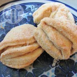 Печенье Ракушки творожное