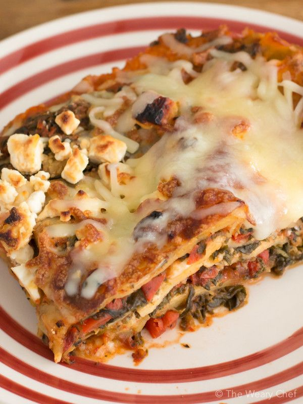 Spinach Artichoke lasagna (TNT) 292cbfbf70cb3fd1565d945dacc9e0d6