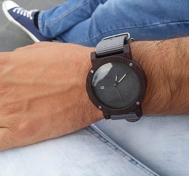 wood & stone watches by Plantwear || handcrafted with passion || #wearwithpride