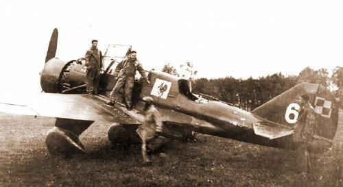 PZL 23 Karaś