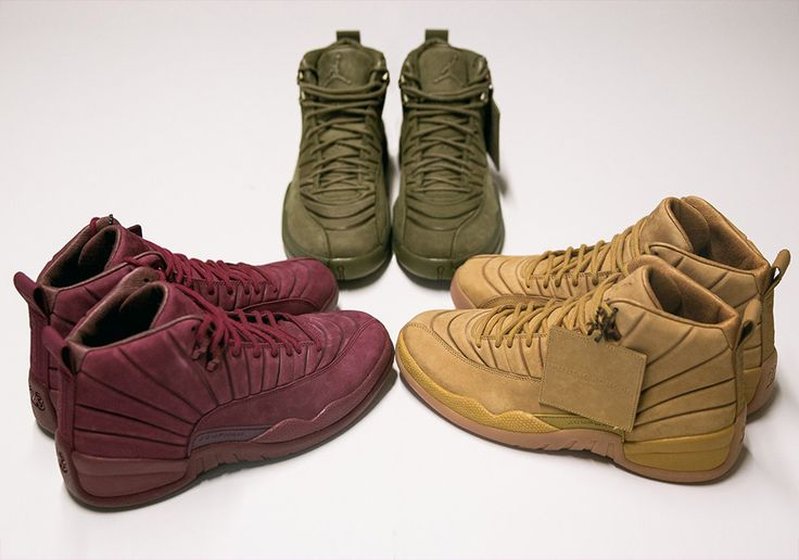 The Public School x Air Jordan 12 Retro Collection will release on June 28th on Nike SNKRS in NYC, Paris, and Milan. It appears that each of the three colorways represents a particular city – the Wheat being tied to … Continue reading →