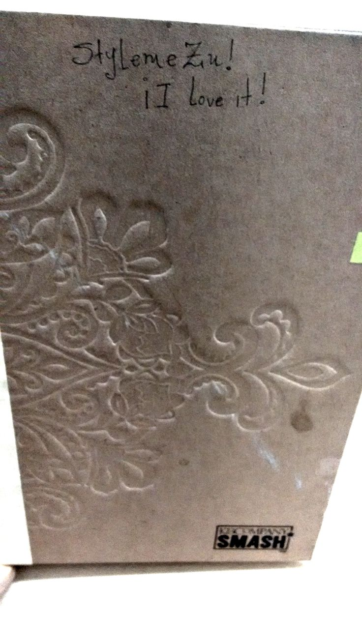 note book with design in the cover