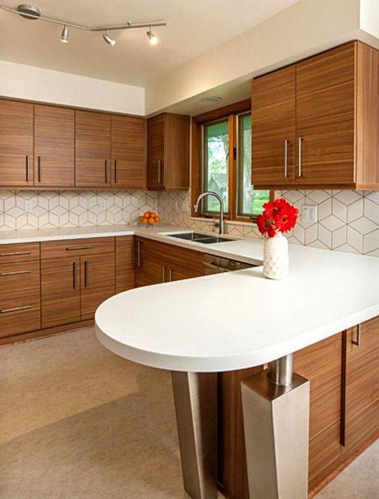 45 Modern Mid Century Kitchen Design Ideas For Inspiration
