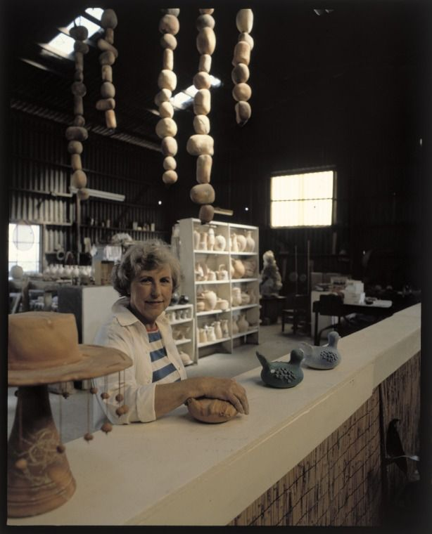 216619PD: Joan Campbell at work, c1987.  http://encore.slwa.wa.gov.au/iii/encore/record/C__Rb2436561__S216409pd__Orightresult__U__X3?lang=eng&suite=def
