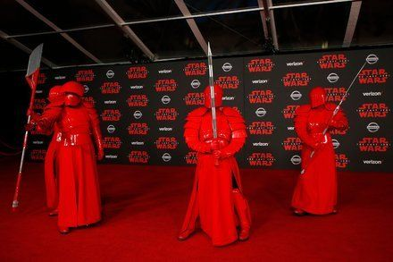 Designing Costumes for 'Star Wars Jedis Princesses and Naked Creatures