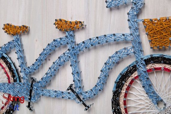 BRICOLAJE Kit cadena del arte  Arte de cadena de bicicleta