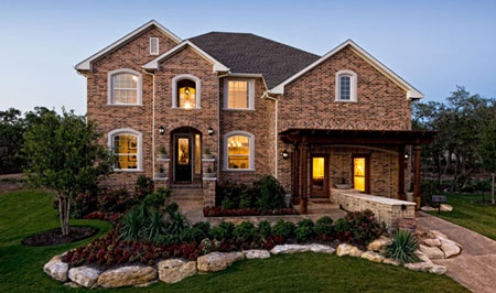 Toll Brothers Aviara Model Home Yorkshire Savannah