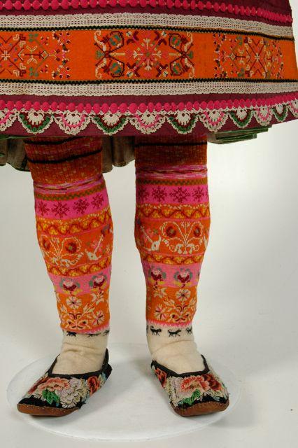 Holy crap. The workmanship here is truly stunning. Estonian women's costume, Muhu Island