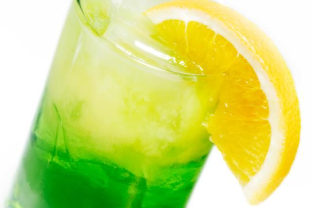 The Pearl Harbor is a popular green drink made with vodka, melon liqueur and pineapple juice. It is very easy to mix up so you can enjoy it anytime.