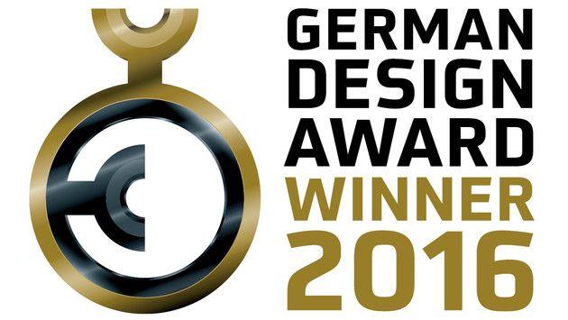 Flexibilní regálový systém DUO TECH získal při udílení cen German Design Award 2016 v segmentu Excellent Product Design ocenění Winner.