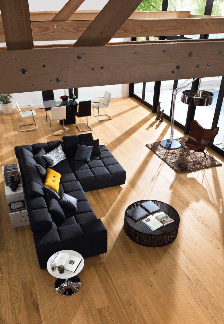 62 besten Hardwood Floor   Parkett Bilder auf Pinterest Parkett - gemutliches zuhause dielenboden