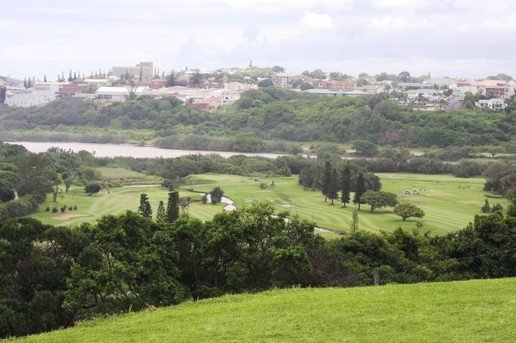 Golfing at the Port Shepstone Country Club