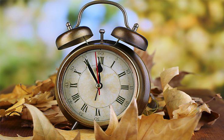 ¿Cuándo cambia la hora y cómo afecta mi salud? Encuentra aquí la respuesta a esta y otras preguntas sobre el fin del cambio de horario 2016.