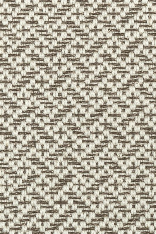 This is gorgeous! Tweed wool & sisal rug in Grey Fleck colorway, by Merida.