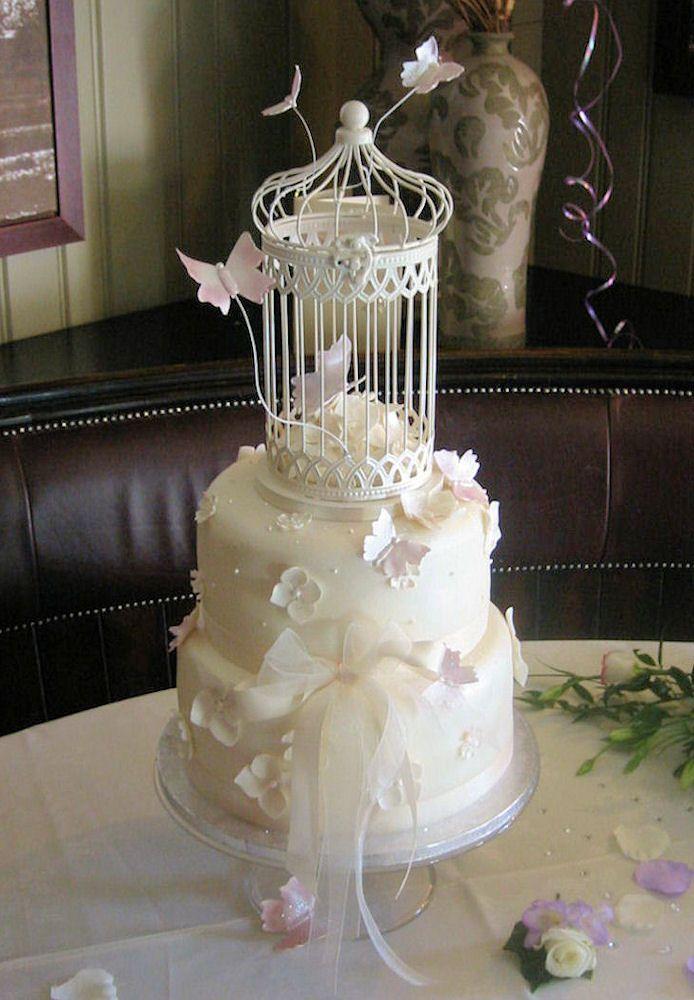 birdcage wedding cake - Google Search