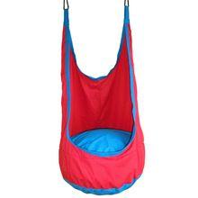 2т 1 шт. бесплатная доставка красный Pod качели ребенка качели дети гамак дети свинг стул в помещении на открытом воздухе висит стул(China (Mainland))
