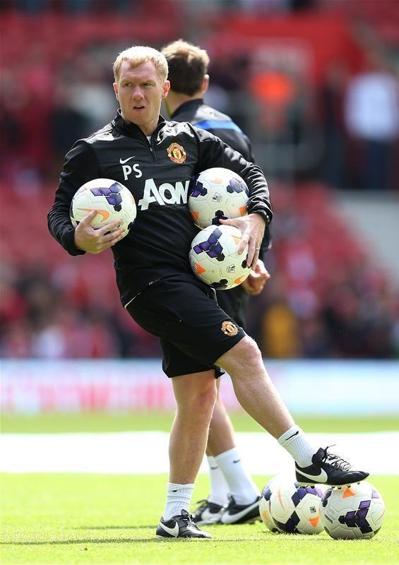 Paul Scholes, Manchester United