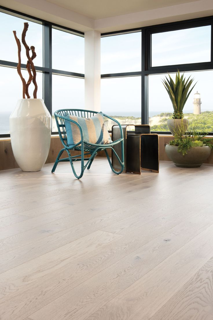 Mirage Floors, White Oak Heavy Character Snowdrift | Available At Interiors  And Textiles In Mountain