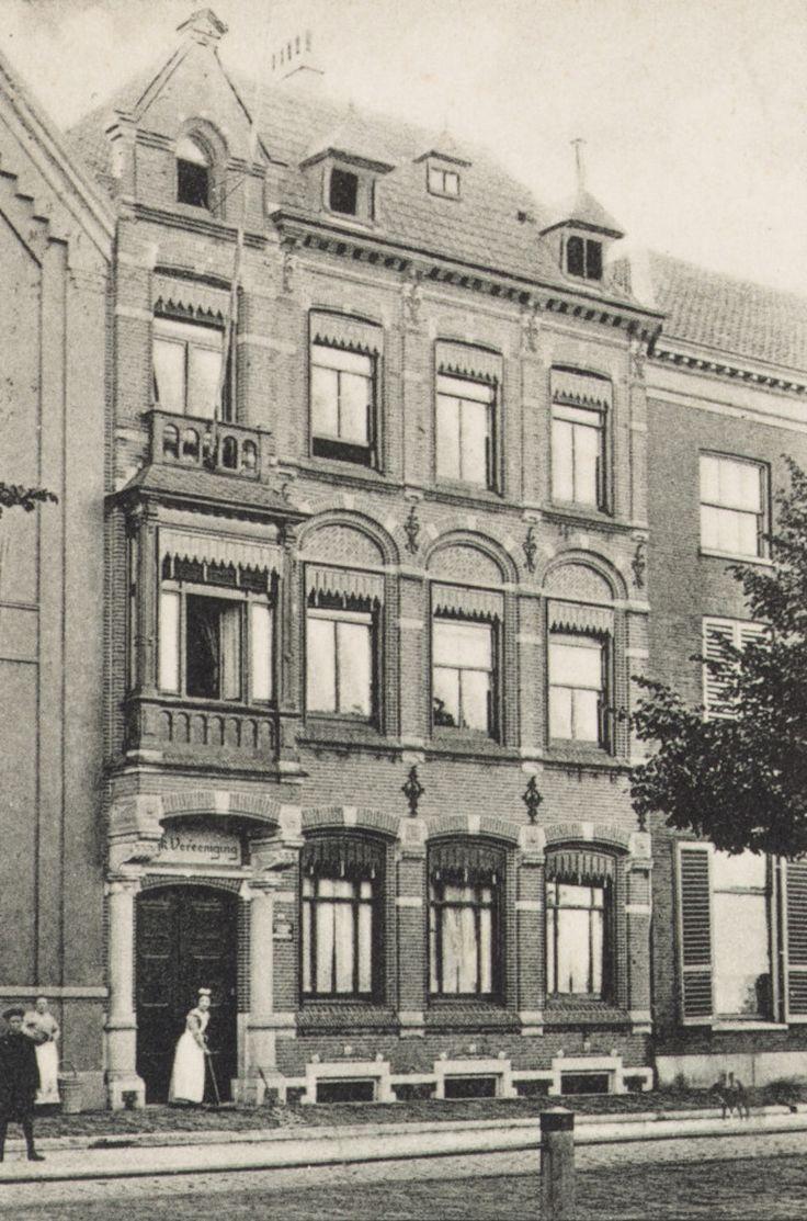 Arnhem, Roermondsplein 1910 - Oud-Arnhem