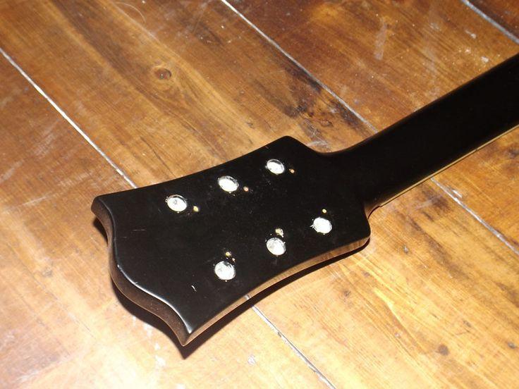 Westfield neck / Second-hand from Ebay