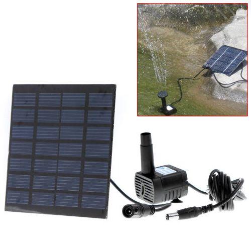 Die besten 25+ Solarbrunnen garten Ideen auf Pinterest rope - solar fur pool selber bauen