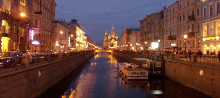 O Lado B de São Petersburgo