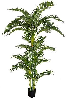 Arekapalme Deluxe 190cm DA Kunstpalmen künstliche Palmen Arecapalme Areca Areka