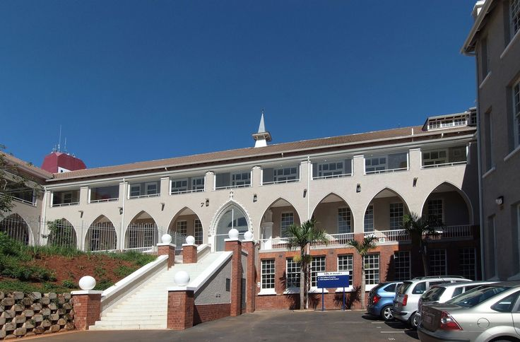 This picture portrays a Berea Nursing Home in Durban, where Daisy enrolled at in 1903.