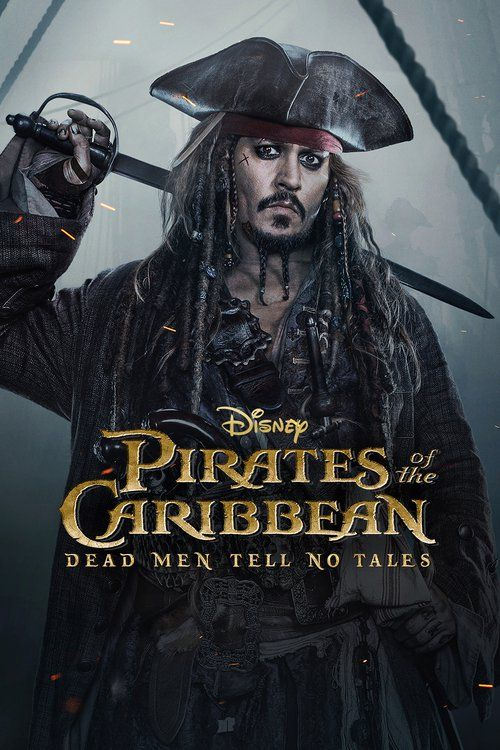 Pirates of the Caribbean: Dead Men Tell No Tales (2017) Full Movie Streaming HD