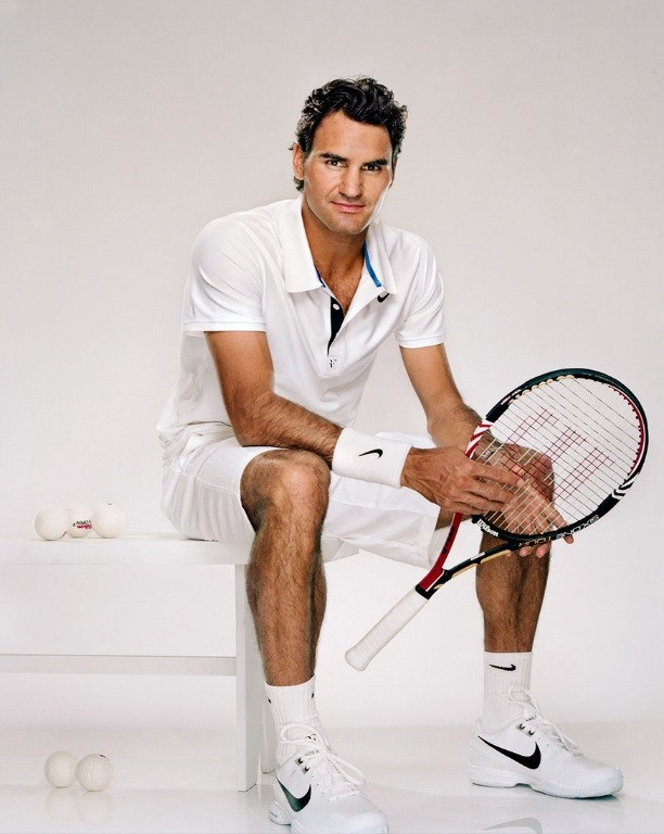Love him!! He brings so much CLASS to the TENNIS WORLD! <3