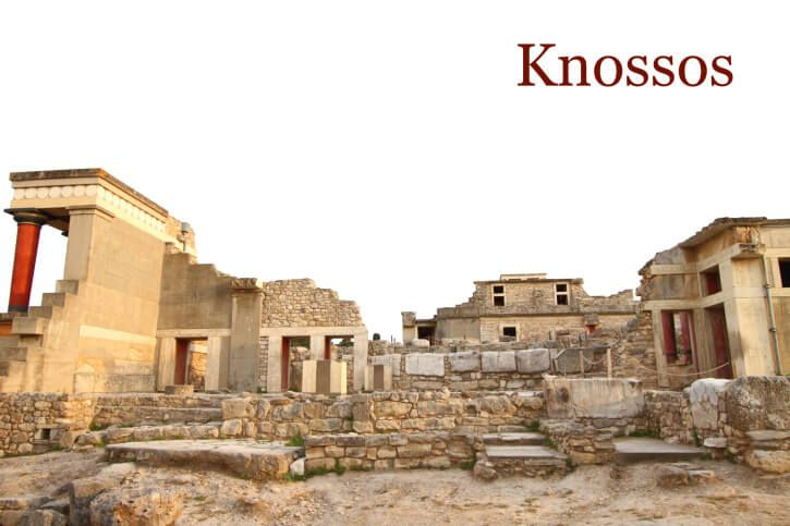 The Palace of Knossos was probably the first and oldest Neolithic site on Crete. Here is some more information about this ancient wonder.