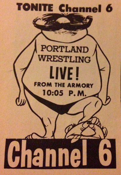 Portland Wrestling Live! Channel 6