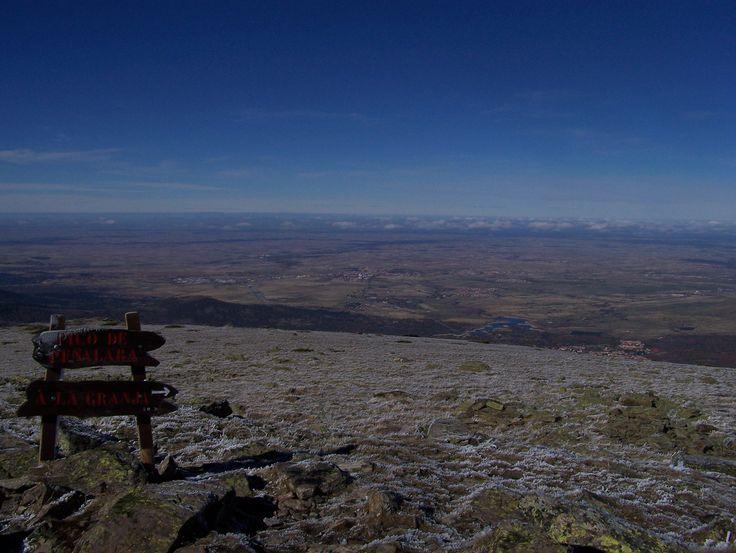 Panoramica desde Peñalara