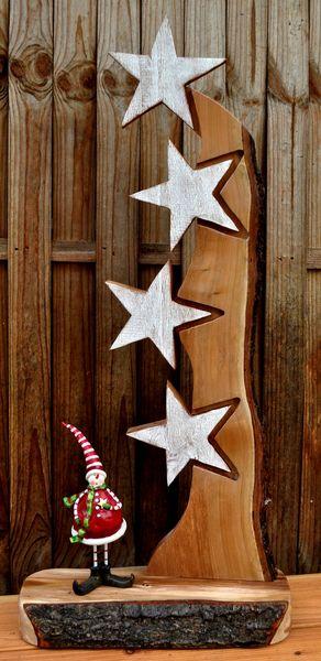 Die besten 25+ Holzpfosten Ideen auf Pinterest Lichtsäule - coole buchstutzen kreativ dekorativ stabil